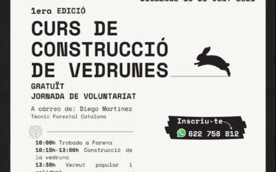 1era Edició del Curs de construcció de Vedrunes